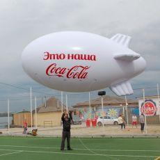 Рекламный дирижабль 6 метров