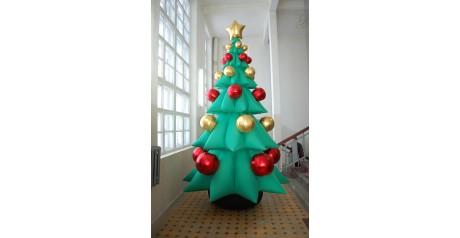 """Пневмофигура """"елка"""" создаст новогоднее настроение у всех окружающих"""