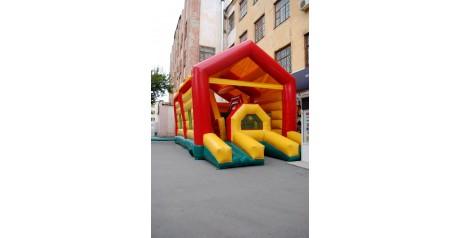 Воздушная игровая площадка для детей
