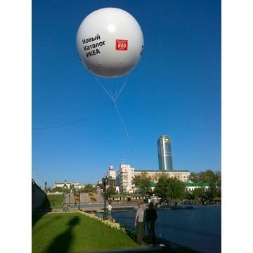 Рекламный шар 4 метра