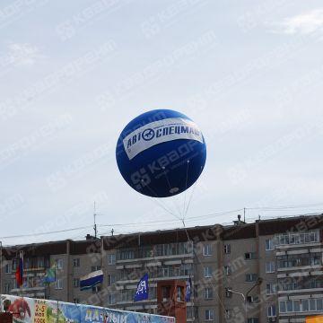 Воздушный шар для привлечения внимания