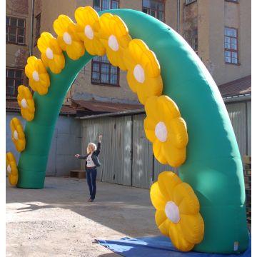 Надувная арка для праздника