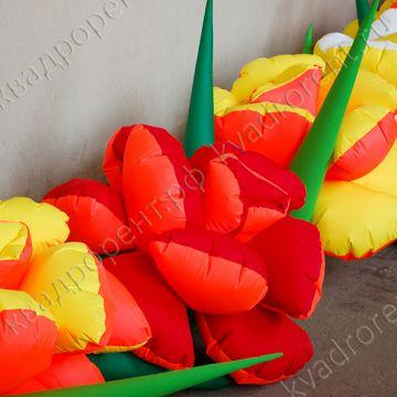 """Воздушная гирлянда """"Роза"""", 15 метров,1"""