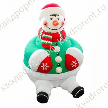Фигура Снеговик надувной