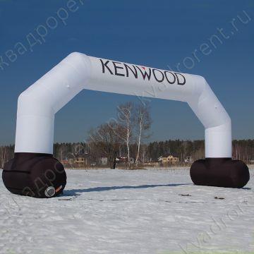 Пневмофигура надувная арка-ворота