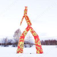 Аэромен хохлома воздушный танцор