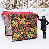 Торговая палатка для ярмарки масленицы выставки